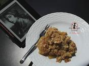 "MANGIA CIO' LEGGI #99: Crumble mele ispirato ""Lady Opaline"" Virginia Dellamore"