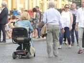 carrozzina scooter due… vallo dell'Arena