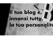 blog, personalità