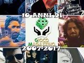Giugno 2007 2017: Anni GiocoMagazzino!