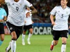 Europeo under Germania prima finalista