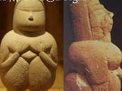 Archeologia della Sardegna. L'antico culto Madre, tradizione nata nella notte tempi conserva ancora oggi. divinità venerata millenni, rappresentata straordinarie opere artistiche perché dispensatrice vita,