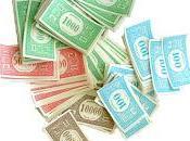 """""""Soldi Monopoli"""" valute FIAT Bitcoin..."""