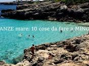 Vacanze mare: cose fare Minorca