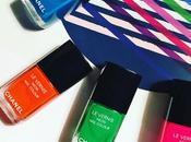 Primavera estate 2017 chanel makeup neon wave collection