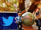 Twitter rilevare disordini prima della polizia