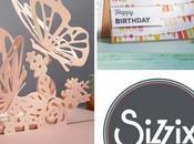 [#Sizzix Shot] Card farfalle Video Tutorial