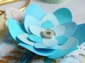 [#Sizzix Shot] Pacchetto regalo fiore carta