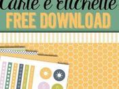 Estate 2017 Idee carte stampare gratis