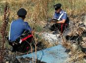 Incendi intorno città Crotone: Carabinieri arrestano piromane flagranza.