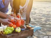Menù spiaggia: ecco cosa mangiare sotto l'ombrellone