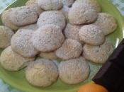 Cookies arancia cioccolato