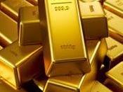 Oro, quotazioni rialzo grazie alla debolezza dollaro