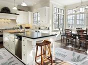 Tappeti cucina: stile design