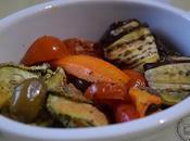 Verdure estive gratinate forno