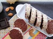 Salame cioccolato light zenzero mandorle