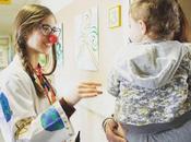 Clown Therapy Noto: Delfini Lucia sfidano cancro colpi risate