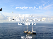 consiglio posto: Imperial Hotel Tramontano Sorrento