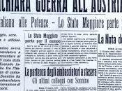 Torna guerra Italia Austria: sarà Caporetto Vittorio Veneto?