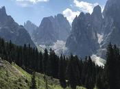 Trekking Sassolungo: rifugio Toni Demetz