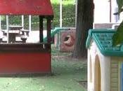 PAVIA. Partiti ieri lavori riqualificazione parchi giochi scolastici cittadini.