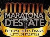 Desirèe Faiella palcoscenico dell'Arena Templi Paestum