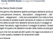 Vanity Dance Studio chiude!
