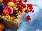 Spesa agosto: frutti stagione