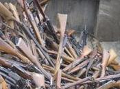 Sono state ancora ritrovate armi munizioni Algeria zone confini Mali