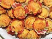 Muffin peperoni provola, ricetta veloce