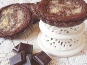 Tartellette cioccolato cocco
