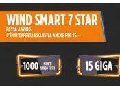 Ritorna Wind Smart Star: 1.000 minuti Internet