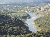 Ardèche gorges