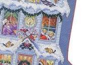 Ricamiamo delle calze Natale Sandy Orton