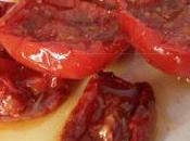 Pomodorini confit arrostiti aromatizzati