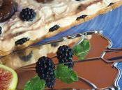 Cheesecake ricotta more fichi caramellati