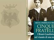 """Nuova edizione """"Cinque fratelli"""" Micol Pierfranco Bruni"""