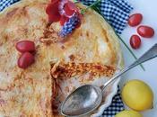 Pasta-pie limone, pinoli datterini.
