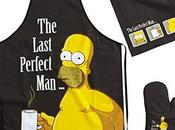 """Barbecue Simpsons """"The Last Perfect Man"""""""