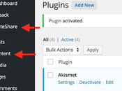 WriteShare, plugin WordPress trasforma blog piattaforma scrittura
