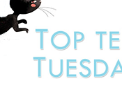 Tuesday: Books I've Most Recently Down