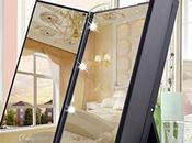 Specchio Cosmetico Pieghevole Portatile