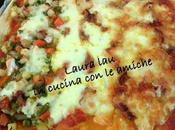 PIZZA IMPASTO BIRRA realizzata LAURA