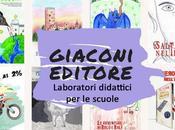Laboratori editoria fumetti scuole: proposte Giaconi Editore