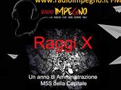 Domani notte RAGGI Radio impegno paura cittadini? +newsletter luglio