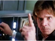 """Star Wars, Harrison Ford: """"Spero recitare nella saga"""""""
