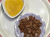 Crema zucca patate alla curcuma spezie piccanti