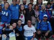 GROPELLO CAIROLI (pv). Edoardo Milani Sabrina Sambo coppia mista vittoriosa Duathlon Waterloo.
