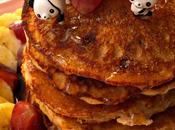 Vegan Fluffy Pancakes