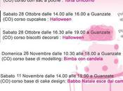 Calendario corsi cake design ottobre/ dicembre 2017